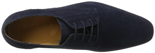 Bianco Dressy Jfm17, Zapatos de Cordones Derby para Hombre Azul (Navy Blue)