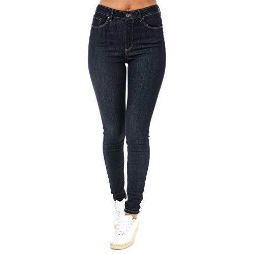 Vero Jean Moda Skinny Bleu Femme ffPwHrnBq