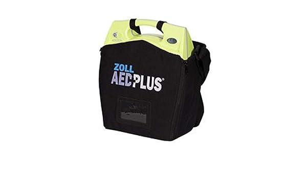 Bolsa negra para desFIBRILLADOR ZOLL AED +: Amazon.es: Bricolaje y ...