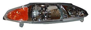 - TYC 20-3595-00 Ford/Mercury Passenger Side Headlight Assembly