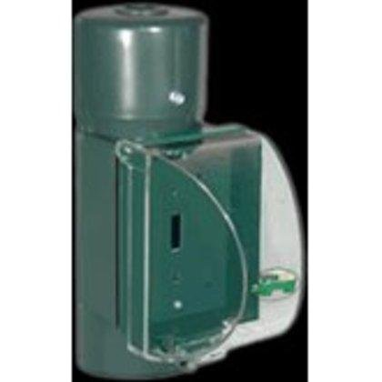 Mighty Post Adapter, in-Use Cover,Verde Green ()