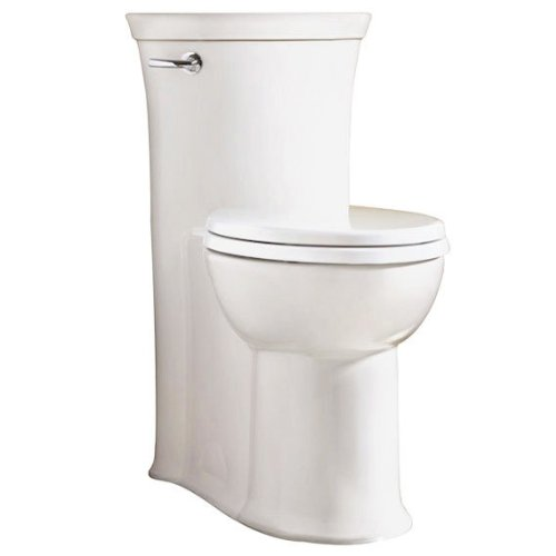American Standard 2786.128.020 Tropic RH Elongated One Piece Flowise Toilet, White by American Standard