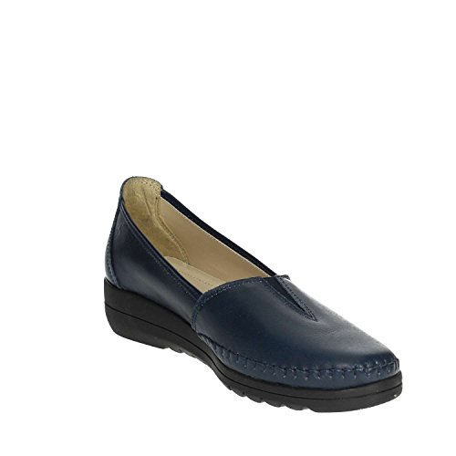 Women Moccasin 002 Soft IAL23917NB Cinzia Blue qw7IzCCn