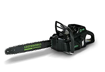 Greenworks gc82cs Chainsaw Battery Professional 82 V: Amazon