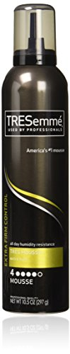 TRESemmé TRES Two Hair Mousse Extra Hold 10.5 oz(Pack of 6)
