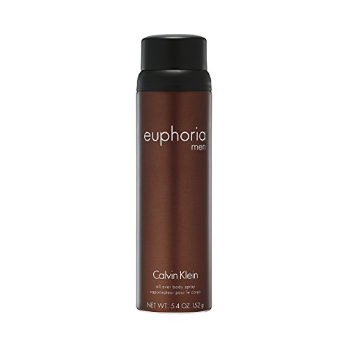 Calvin Klein euphoria for Men Body Spray, 5.4 Oz
