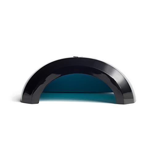Vanity Planet Glow Dry Portable LED Finger Nail Dryer - Pre-Set Timer, Travel Friendly - Gel Polish Suitable