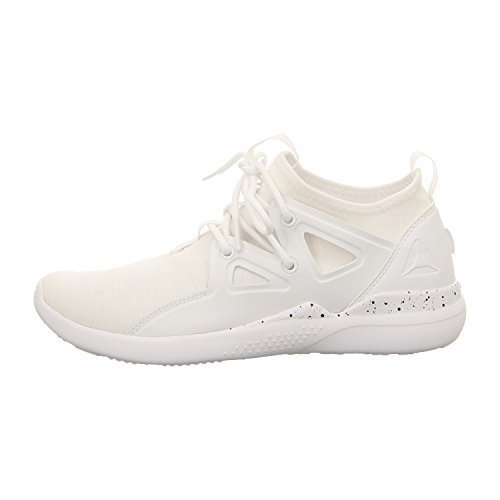cheap for discount 30072 ae67b Reebok Reebok Cardio Motion - Baskets, Femme, Blanc -, Blanc   Noir    Chaussures ...