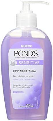 Pond's Sensitive Limpiador Facial, 22