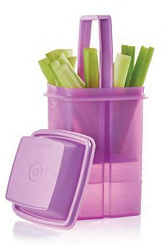 - Condiment Refrigerated Square Container 8 1/2 Cup Deli Storage Strainer Marinator