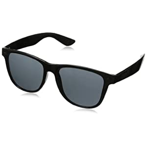 neff Daily Shades Rectangular Sunglasses, Tropical Jungle, 6 mm