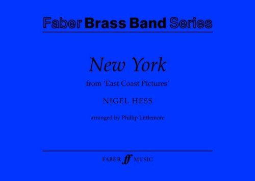 New York: From East Coast Pictures, Score (Faber Edition) pdf epub