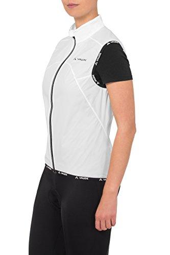 Vest donna Bianco da Ii White VAUDE gilet Air AqT11f