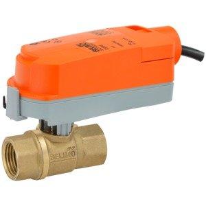 Z2050Q-F+CQKB24-S-LL ZoneTight | 0.5'' | 2 Way 1.4 Cv | w/Electronic Fail-Safe | 24V | On/Off | SW