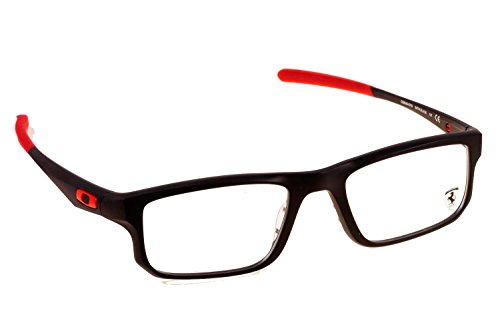 Oakley Eyeglasses Voltage Ferrari Satin Black OX8049