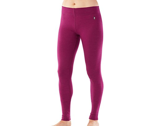 Bottoms Berry - Smartwool Women's NTS Mid 250 Bottom (Berry Heather) Small