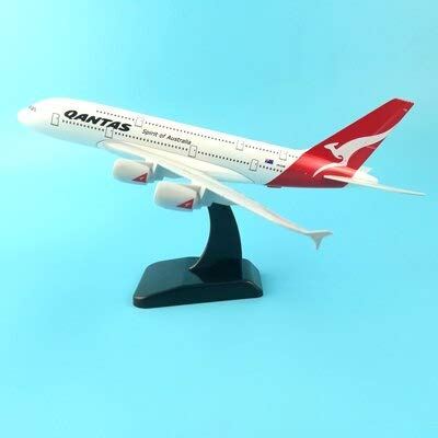 - Greensun 20cm Plane Model Air China Southern Airlines A380 Airplane Model 1/350 Scale Diecast Airways w Stand Aircraft Gift Toys