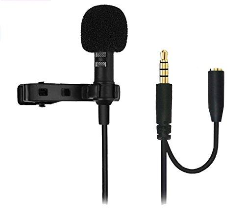 XIAOKOA Microphone Omnidirectional Condenser Smartphones