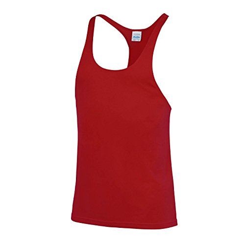 Rouge Feu Just Muscle Cool Gilet CwpB8qFg