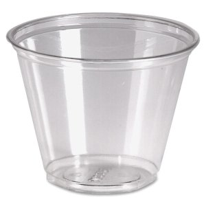 Dixie Crystal Clear Cup ()