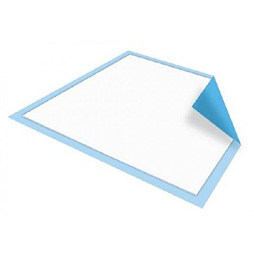 36' Disposable Underpads (Underpad McKesson Regular 30 X 36 Inch Fluff Polymer Moderate Absorbency 100 CT!)