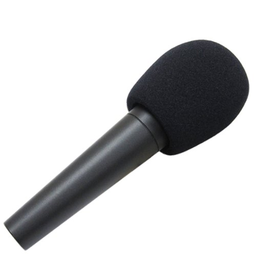 GLS Audio Mic Windscreens - Color Microphone Windscreen - Mike Wind Screen fits all standard size Ball-Type Mics - Color Wind Screens - 7 PACK