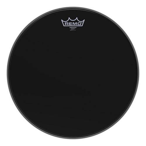 Remo BE0014-ES 14-Inch Emperor Ebony Drumhead by Remo