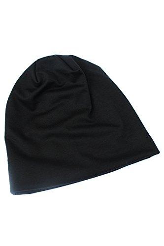 Mujeres Gorrita tejida hop Cap Sombreros Gorro TOOGOO R punto Hombres Unisex de Hip Negro wIqntEF