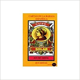 CARTAS DE LA BARAJA ESPANOLA: 48 CARTAS: Unknown: Amazon.com ...