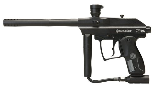 Spyder Xtra Semi-Auto Paintball Marker (Diamond/Black)
