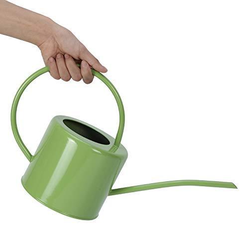 Asvert Long Spout Watering Can Pot Rustic Retro Textured Gardening Tools 1.7L/ 57oz ()