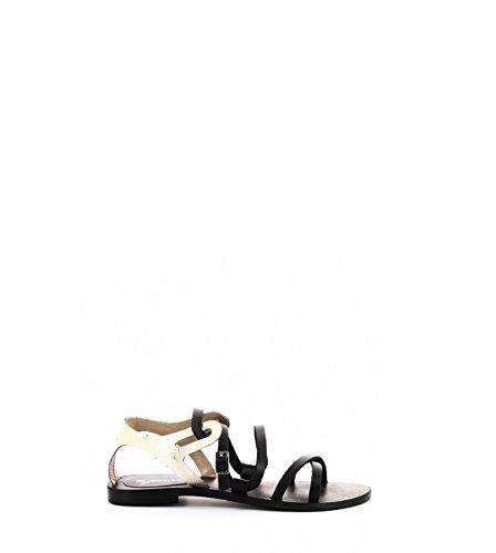 PERCENT - Sandalias de vestir para mujer negro