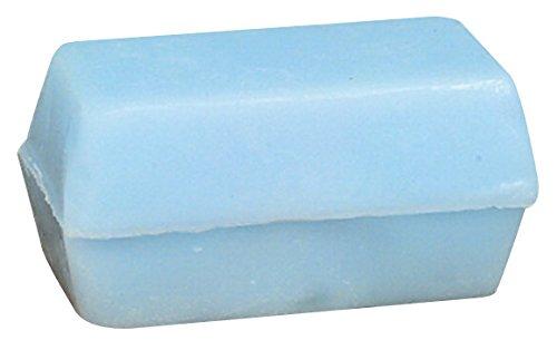 Amaco Polymer Clay - Amaco 400462 Flexwax 120 Non-Toxic Mold Making Material, Blue