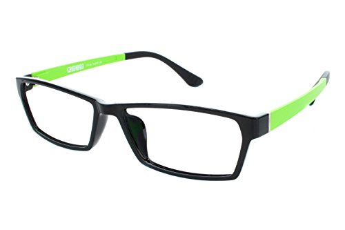 Ultra Tech UT118 Mens Eyeglass Frames - Shiny - Eyeglasses Lime Green