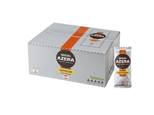 NESCAFÉ AZERA Cappuccino Instant Coffee Sachets, Box of 50
