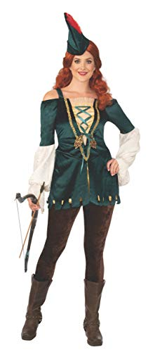 Rubie's Opus Collection Women's Forest Bandit Costume, As As Shown, Large