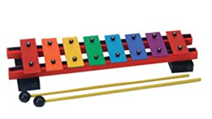 Rhythm Band Instruments RB2305 Child S 8 Note Bell Set