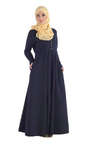 Hania Abaya (2XL, Violet)
