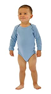 MONAG Unisex Baby Bodysuits