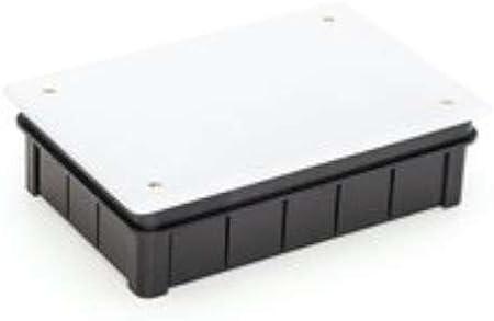 Famatel 3202-T - Caja empalme cuadrado 160x100 fijación tornillo: Amazon.es: Bricolaje y herramientas