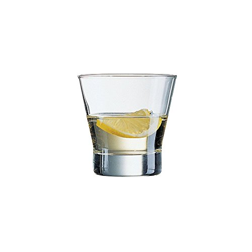 Arcoroc 79747 Shetland 8.5 Oz. Old Fashioned Glass - 48 / CS by ARC Cardinal