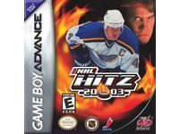 NHL Hitz 2003 for Nintendo Gameboy Advance (Boy Nhl Game)
