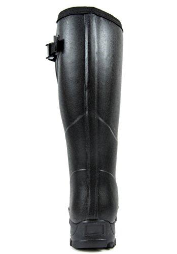 Arctiv8 Mens Stivali Da Neve Invernali Impermeabili 2-neri