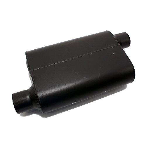 Assault Racing Products 8042543 Two Chamber Street Race Muffler 2.5