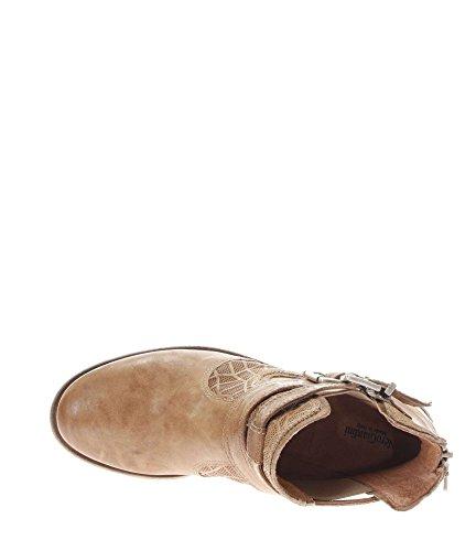 Fibia Bambo Nero P717163d Donna 308 Giardini Tronchetto xCTqfg