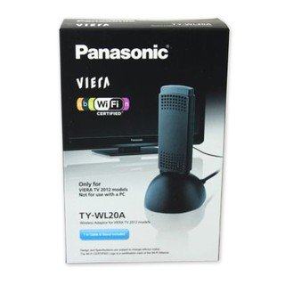 Panasonic TY-WL20 TYWL20U TY-WL20A Wireless Lan Adapter for Select Panasonic TV by Panasonic