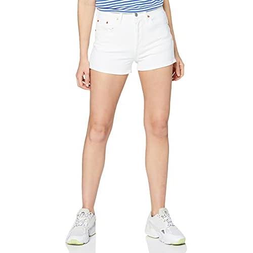 chollos oferta descuentos barato Levi s 501 High Rise Short Pantalones Cortos In The Clouds 23 para Mujer