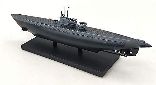FloZ WWII German U487 1/350 diecast Model Ship Submarine U-Boat