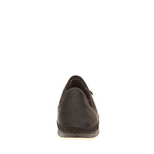 Schuimrubberen Davenport Zwart