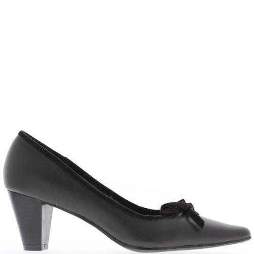 ChaussMoi - Zapatos de vestir de cuero para mujer